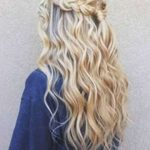 The Most Brilliant Curly Hair With Braid For Hairstyles - My Sal