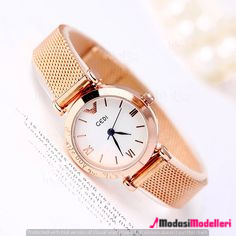 bayan saat modelleri 16 - Bayan Saat Modelleri Ve Modası
