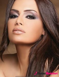 buğulu göz makyajı 16 - Buğulu Göz Makyajı Ve Modelleri