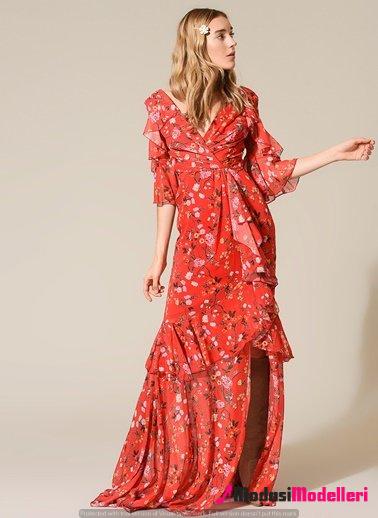 elbise modelleri 15 - Elbise Modelleri Yeni Sezon Modeller
