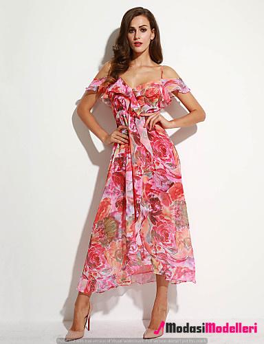 elbise modelleri 19 - Elbise Modelleri Yeni Sezon Modeller