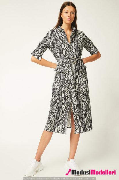 elbise modelleri 9 - Elbise Modelleri Yeni Sezon Modeller