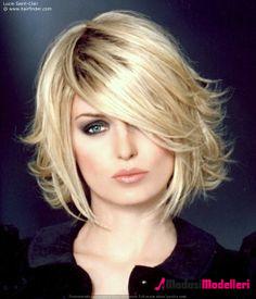 kısa saç modelleri 2 - Kısa Saç Modelleri ve Saç Modelleri