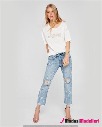 kot pantolon modelleri 14 - Kot Pantolon Modelleri Ve Modası
