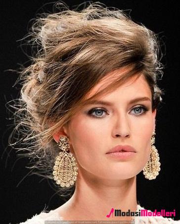 saç modelleri 13 - Saç Modelleri - Saç Modelleri 2018