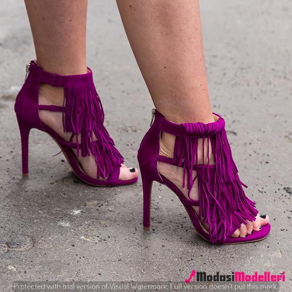 topuklu ayakkabı modelleri 11 - Topuklu Ayakkabı Modelleri Ve Modası