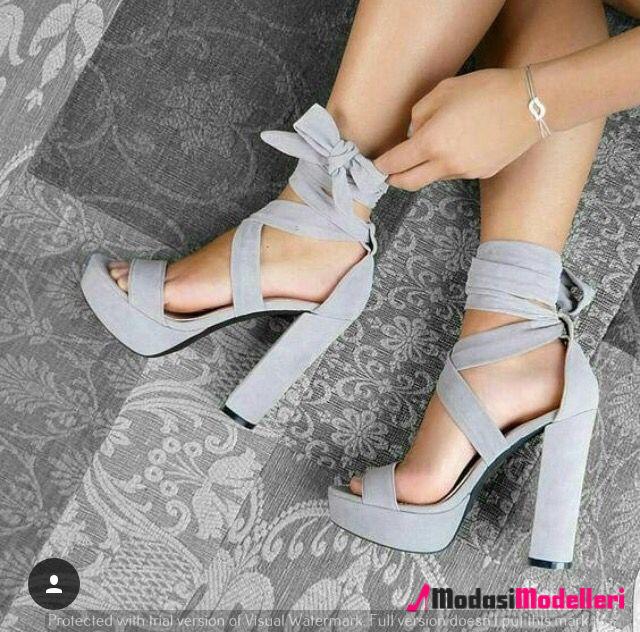 topuklu ayakkabı modelleri 2 - Topuklu Ayakkabı Modelleri Ve Modası