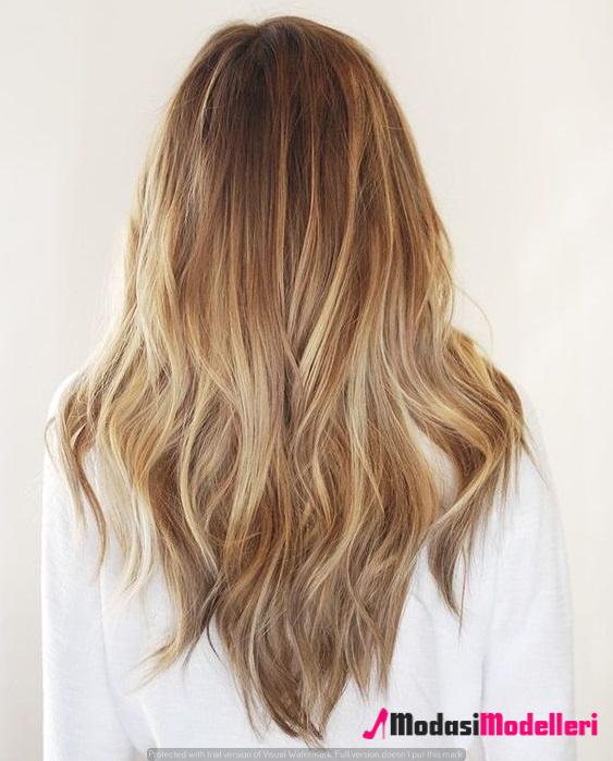 v kesim saç modelleri 1 - V Kesim Saç Modelleri Ve Modası