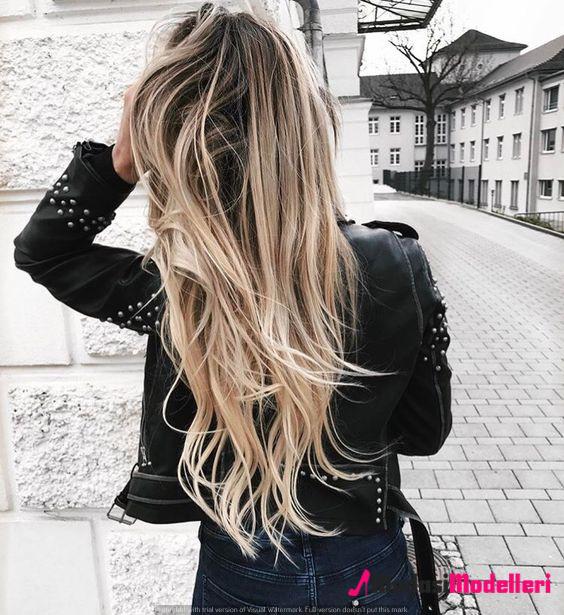 v kesim saç modelleri 7 - V Kesim Saç Modelleri Ve Modası