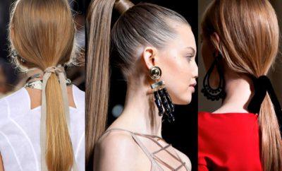 Peinados primavera verano 2 1 1 400x242 - At Kuyruğu Saç Modelleri Ve Trend Modeller