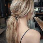 En Güzel Saç Modelleri - At Kuyruğu Saç