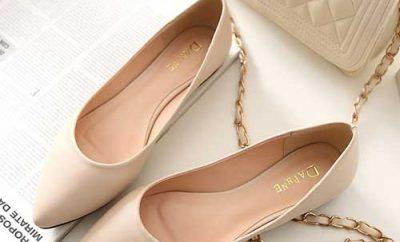 babet ayakkabı modelleri 7 400x242 - Babet Modelleri - Bayan Babet Modelleri