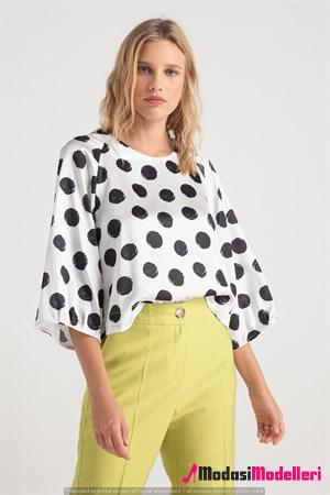 bluz modelleri 4 - Bluz Modelleri - Bayan Bluz Modelleri