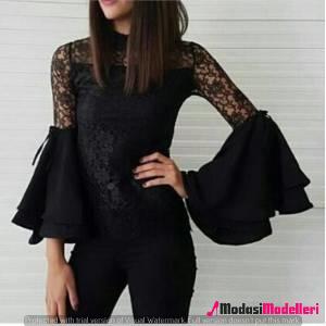 bluz modelleri 8 - Bluz Modelleri - Bayan Bluz Modelleri