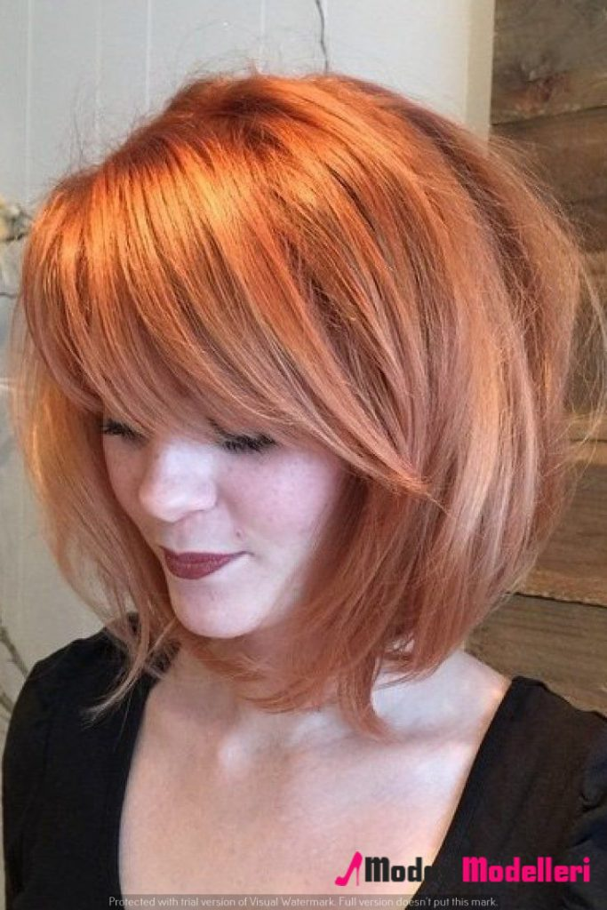 kızıl saç modelleri 1 683x1024 - Kızıl Saç Modelleri - Trend Modeller