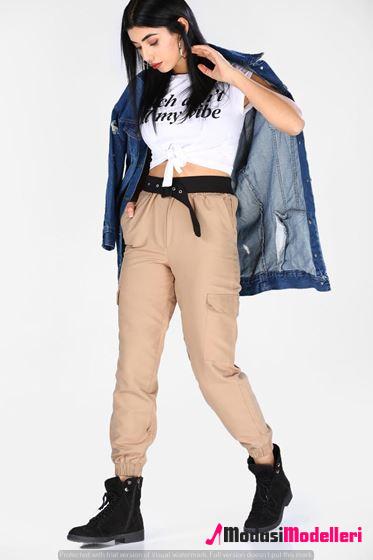 kargo pantolon modelleri 7 1 - Kargo Pantolon Modelleri Ve Trendleri