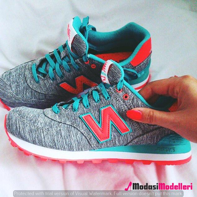 spor ayakkabı modelleri 18 - Spor Ayakkabı Modelleri Ve Trendleri