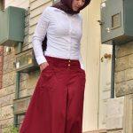 kırmızı-pantolon-etek-modelleri