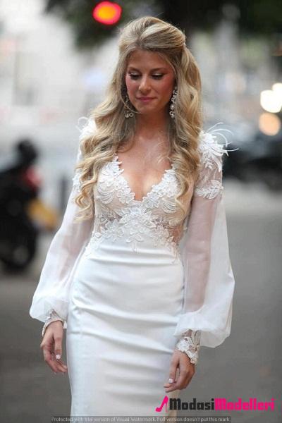 nikah elbisesi modelleri 3 - Nikah Elbisesi Modelleri Ve Trendleri