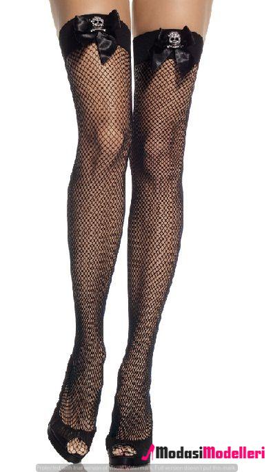 penti desenli çorap modelleri 2 - Penti Desenli Çorap Modelleri Ve Trendleri