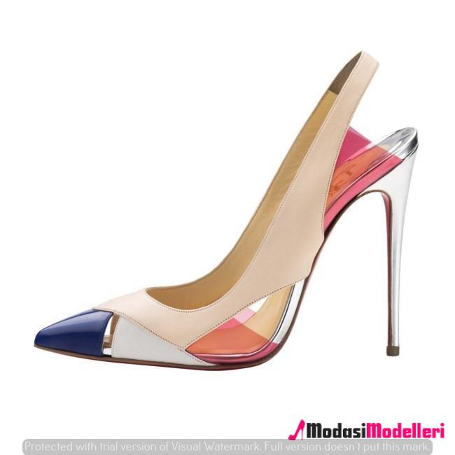 stiletto modelleri 2 - Stiletto Modelleri Ve Son Trendleri