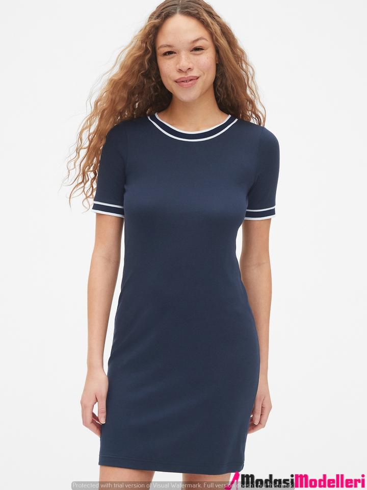 hm tisort modelleri1 - Hm Tişört Elbise Modelleri Ve Modası