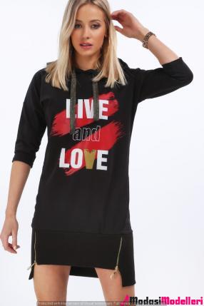 hm tisort modelleri3 - Hm Tişört Elbise Modelleri Ve Modası