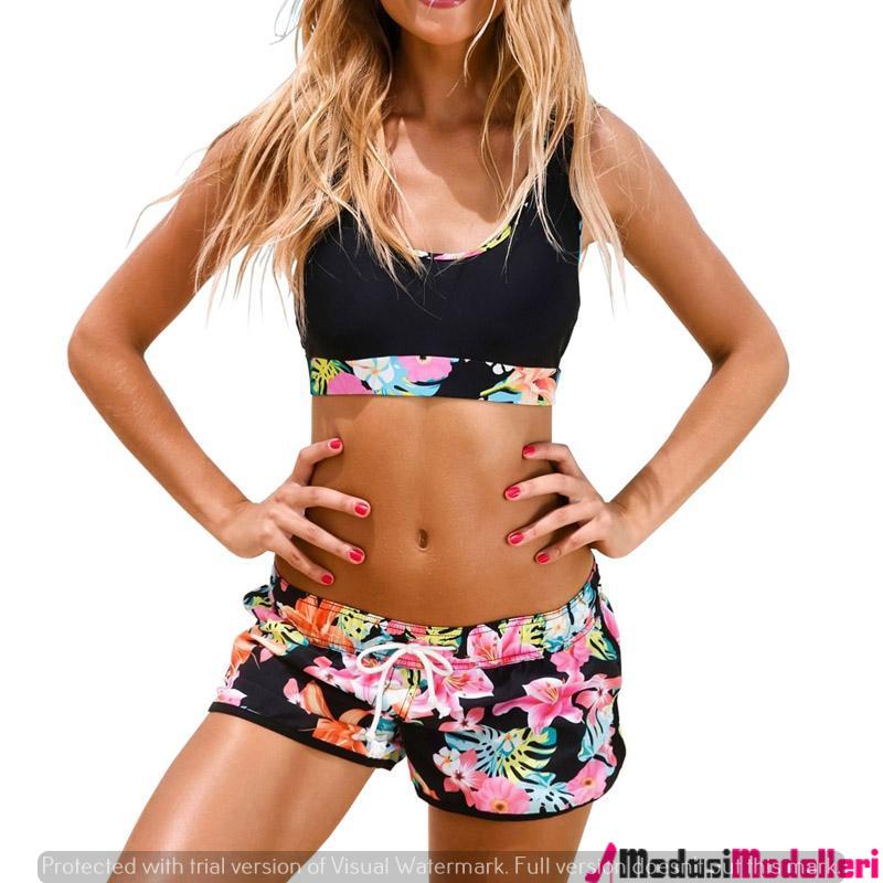 sort bikini modelleri 2 - Şort Bikini Modelleri Ve Modası
