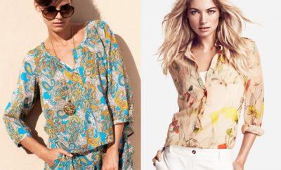 bayan bluz modelleri 400x242 - Hm Gömlek Modelleri Ve Modası 2019