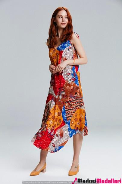 gunluk uzun elbise modelleri 2 - Günlük Uzun Elbise Modelleri Ve Modası