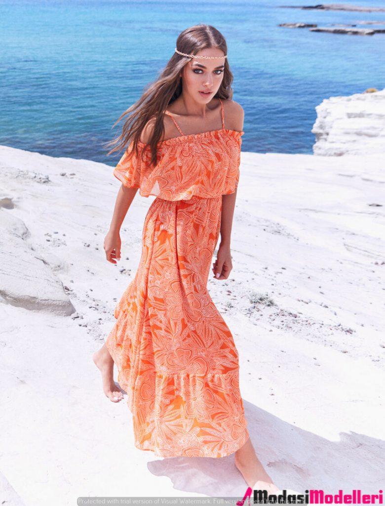 gunluk uzun elbise modelleri 3 780x1024 - Günlük Uzun Elbise Modelleri Ve Modası