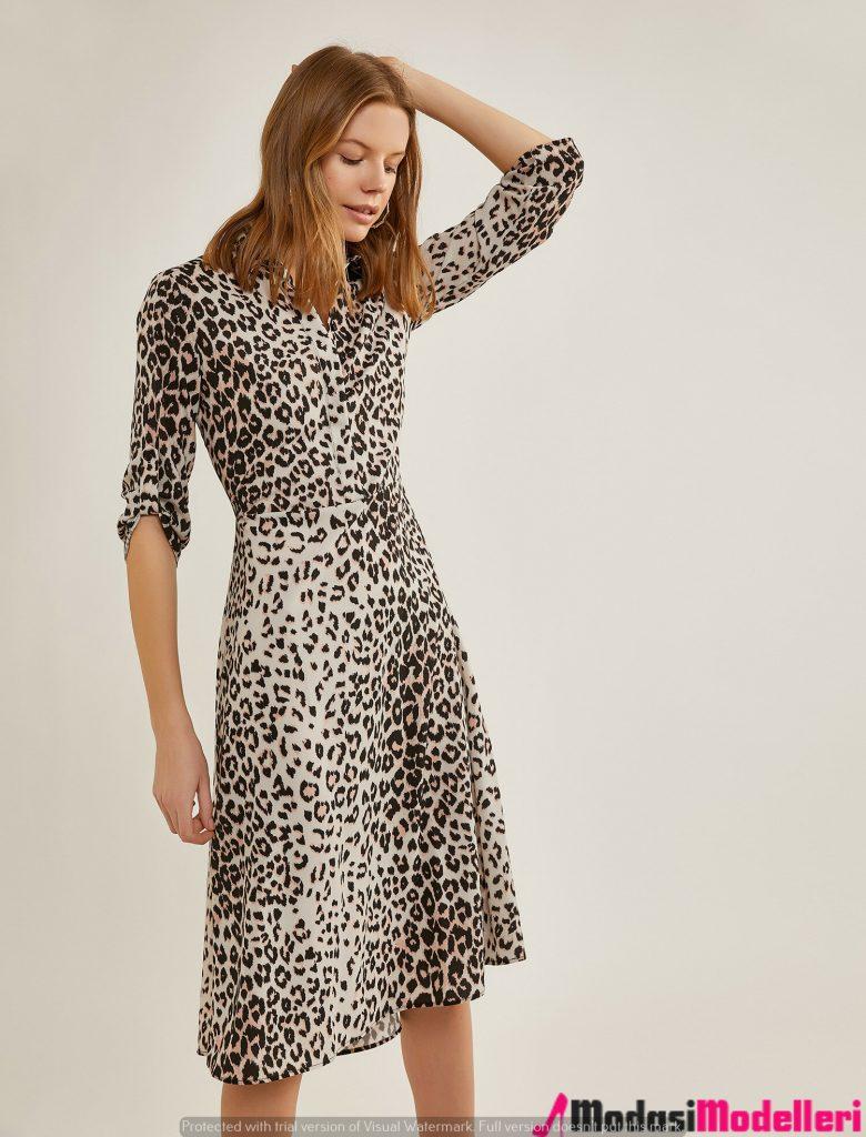 leopar desen elbise modelleri 1 780x1024 - Leopar Desen Elbise Modelleri Ve Modası