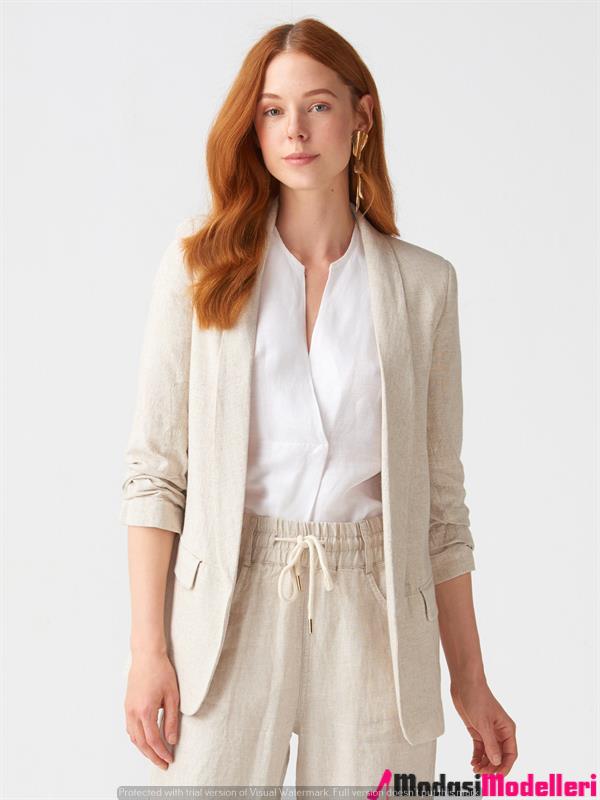 yazlık ceket modelleri bayan 3 - Yazlık Ceket Modelleri Bayan Ve Modası
