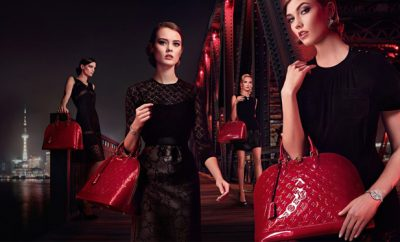 Louis Vuitton Alma Chic on the Bridge Ad Campaign 6 400x242 - Koton Çanta Modelleri Ve Modası